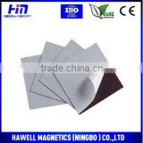 Permanent Type and Industrial Magnet Application a4 self adhesive magnetic sheet