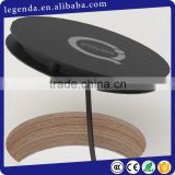 Amazon FBA Service Shineda Original Qi Wireless Phone Charger Table Funiture Embedded inductive Mobile Phone Charger