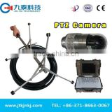 Compressed Hydrogen Tank Crawling Endoscope