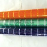 Folding PVC Strip Curtain For Home With Hanger Rail Hooks