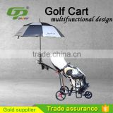 New products golf trolleys multi-function golf carts