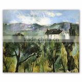 Home Decor Hotel Wall Art Landscape Abstract Oil Painting