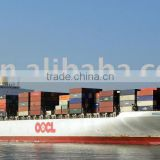 FC and LCL logistics services from china to Singapore