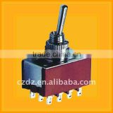 chzjcz/sub miniature toggle switch,15A 250V different types of guitar toggle switches