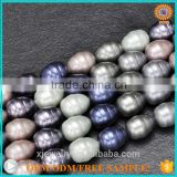 wholesale loose strand baroque shell pearls