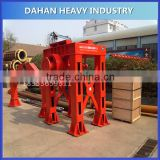INquiry about Complete concrete well pipe making machine production line
