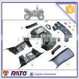 Hot sale atv body parts foot pedal