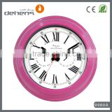 hot new products for 2015 metal antique wall clock for promoption