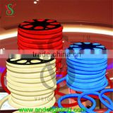 Wholesale cuttable waterproof cooper wire pvc cable soft led flex Neon signs rope light for pub ceiling decoration