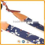 High quality genuine camera Leather ncek strap for dslr in China factory