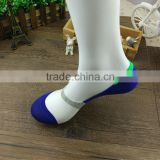 Factory wholesale Clean color Neat style latest design loafer socks,no show socks,invisible socks wholesale