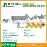 High technology automatic industrial corn snack food machine processing line