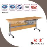 Double Reading Desk,Reading Table,Library Furniture,School Furniture,Bench
