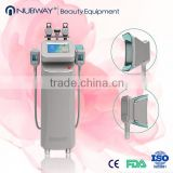Hot Selling 2015 Fast Weight Loss Cryolipolysis Cellulite Reduction Slimming Machine Cryolipolysis Nubway Improve Blood Circulation