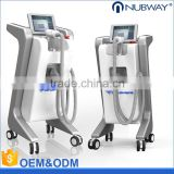 Eyes Wrinkle Removal Popular Hifu Machine For Body Slimming Deep Wrinkle Removal / Hifu Face Lift Machine Nubway 0.1-2J