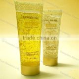 Pure Gold Foil Makeup Remover Face Moisturizing Cleansing Gel