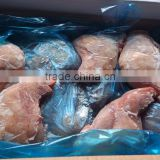 Frozen rabbit hindlegs bone-in skinless