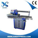 air operated double location automatic high pressure printing heat press transfer impression machine FJXHB2-2