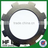 C70 Clutch Steel Disc with 1.5mm Cold Roll Steel, Factory Cheap Sell Pressure Plate for Motorcycle Clutch Parts