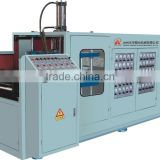 Automatic hydraulic high pressure thermoforming machine