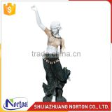 New design large china stone dancing girls statues NTMS-038Y