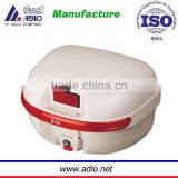 Hotest sale white Motorcycle Trunk Box, motorcycle tail boxes