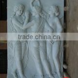 Sexy lady stone relief sale