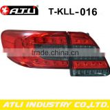 Car Modified LED TAIL LIGHTS for TOYOTA COROLLA 2011