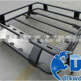 Steel Car Roof Luggage Carrier Auto Roof Rack 4x4 Spare Parts Off Road Roof Rack