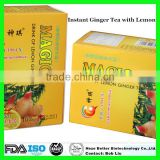 Hot Sale Instant Honey Ginger Tea, Instant Herbal Slimming Tea, Instant Organic Ginger Tea