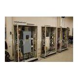 2T Frequency Construction Lifts / Building Material Elevators with Single Cage