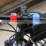 2016 new product silicone bike lights outdoor bicycle lights