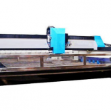 CNC Glass V Grooving Machine