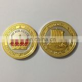 BSCI Professional Custom Gold Silver Metal Military Challenge Antique Souvenir Coin