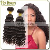 Hot Beauty Graceful 100% Brazilian Virgin Hair Deep Wave