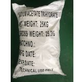 SODIUM ACETATE, CRYSTALINE 58-60%MIN,TRIHYDRATE