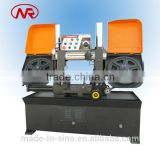 horizontal sheet metal cutting processing band saw machinery                                                                         Quality Choice