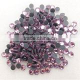 top quality dmc strass for fashion dress china supplier dmc hot fix stone factory dmc hot fix stone