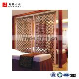 Architectural metal aluminum decorative laser cutting wall panel