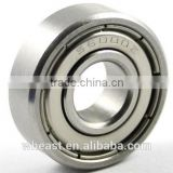 small electric motor bearings 6000 2Z 2RS ZZ deep groove ball bearing