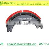 Excellent quality of 4551 brake shoe lined or unlined