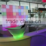 led lounge chiar led bar tables and chairs waterproof led light with remote control