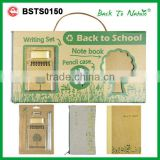 Customed Back to School Stationery Gift Set