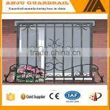 window grill-018 decorative wrought iron window grill design,alloy fence                                                                         Quality Choice                                                     Most Popular