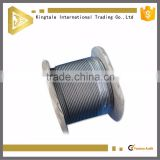 10MM Steel Wire Rope Ungalvanized Used Steel Wire Rope for Crane 1370/1770 Mpa double tensile strength