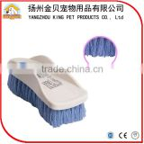 OEM small plastic handle clothes washing brush shoe scrub cleaning