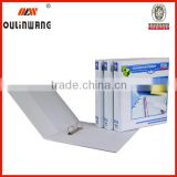 INquiry about hot sell plastic ring binder for office