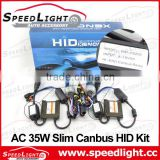 Hot Selling AC 35W 55W DSP Ballast H7 HID Kit Canbus