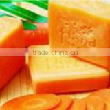Handmade Soap: Natural Fruit Carrot Handmade Soap