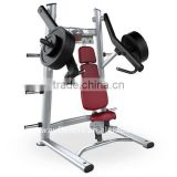 Plate Loaded Gym Equipment / Life Fitness / Incline Chest Press(FW5-006)
